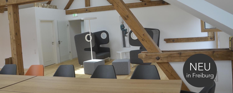 Workshop- / Seminarraum im DENKRAUM freiburg